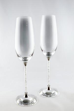 Still Life Bicchieri di Cristallo