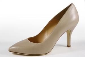 Still life scarpe décolleté beige