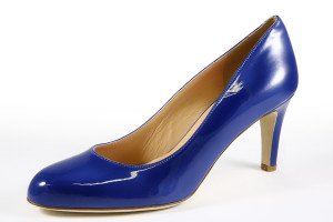 Still life scarpe décolleté blu